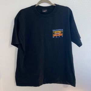 Harley-Davidson Maui Hawaii Graphic T-Shirt Size L